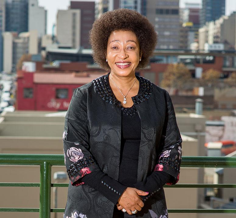 Rosemary Mangope