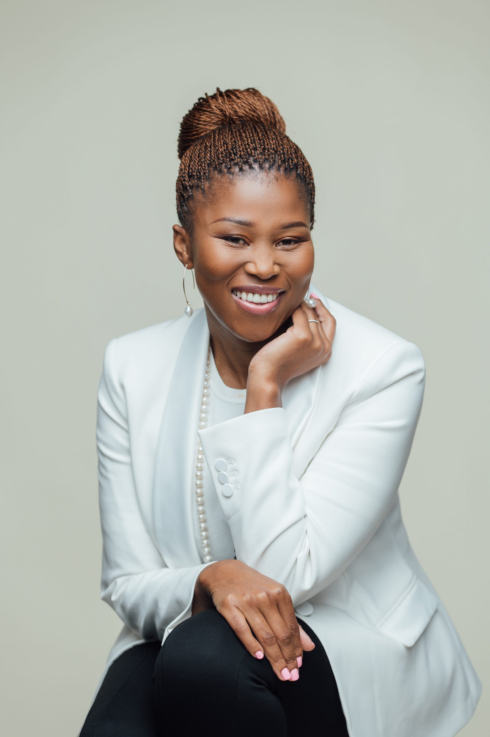 H.R.H Princess Celenhle Dlamini NAC Council Chairperson National Arts Council of South Africa
