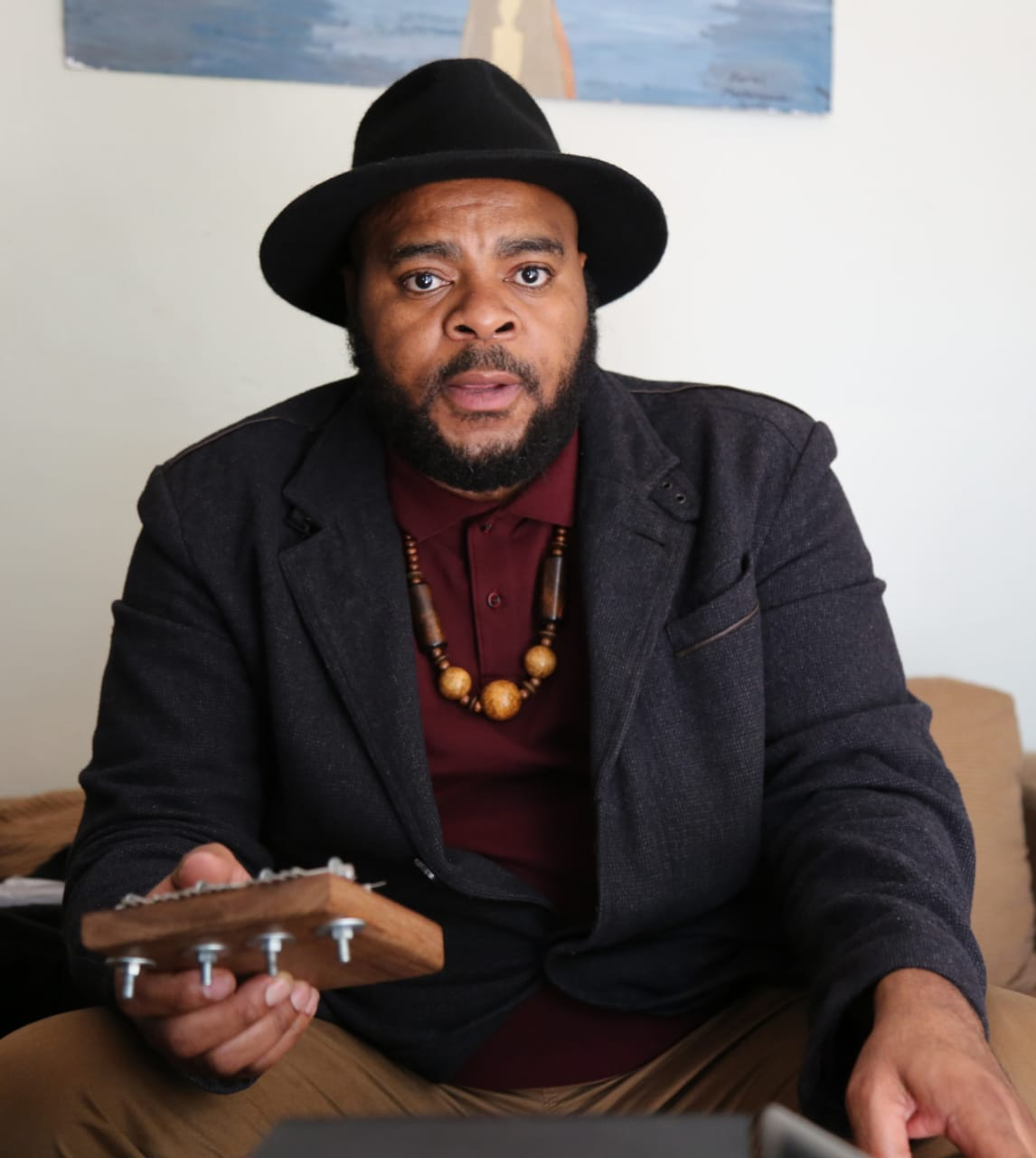 Tshepo Mashian NAC Council Member