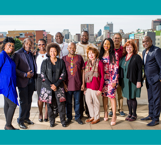 New leadership on board at the National Arts Council