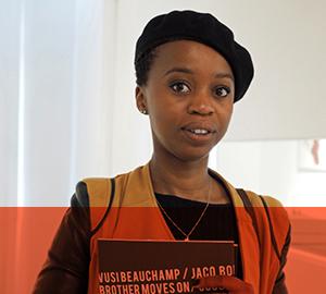 Profile: Same Mdluli, taking the art world by storm