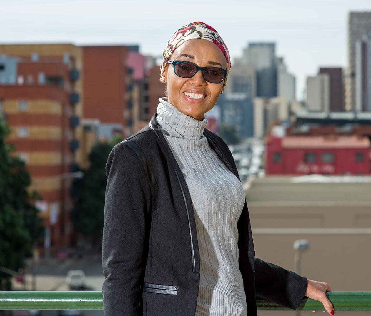 Julie Diphofa