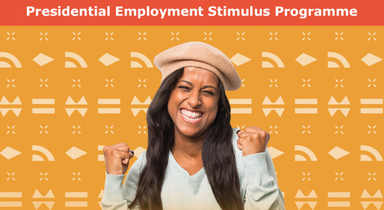 PESP Update Presidential Employment Stimulus Programme NAC National Arts Council of South Africa