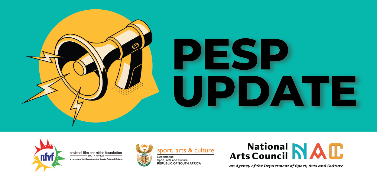 PESP Presidential Employment Stimulus Programme National Arts Council of South Africa