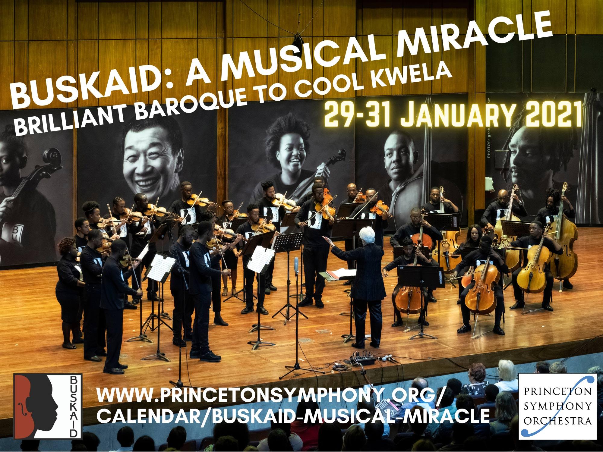 Buskaid - a musical miracle