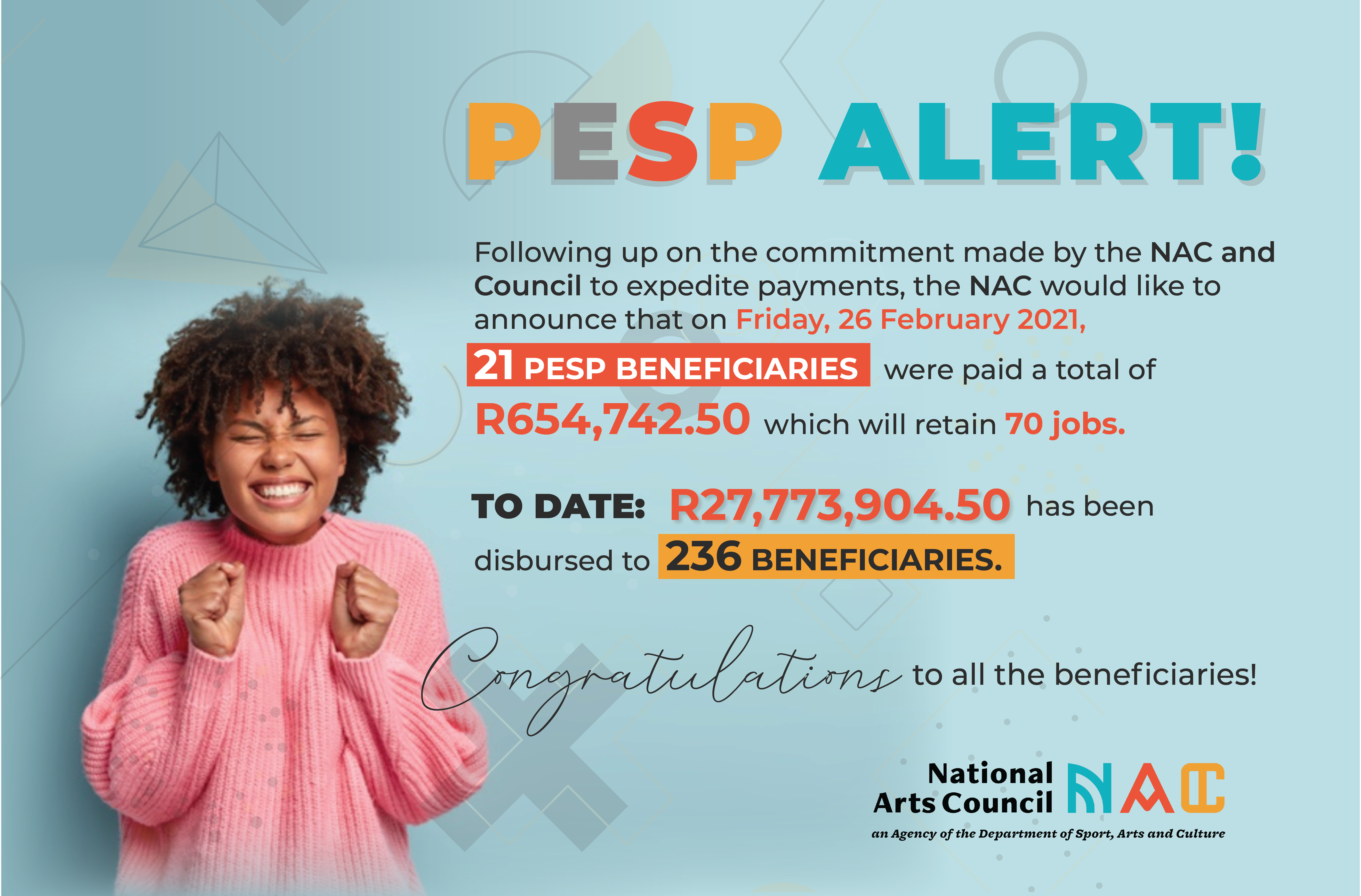PESP NAC Funding Alert