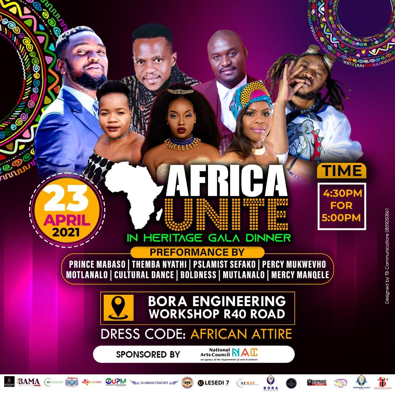 Africa Unite in Heritage