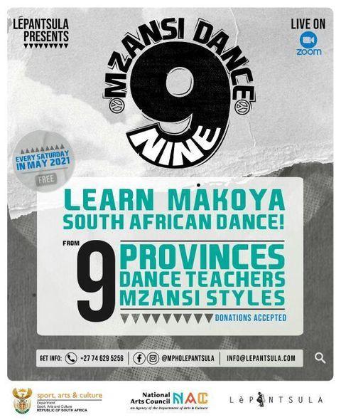 Mzanzi Dance Nine