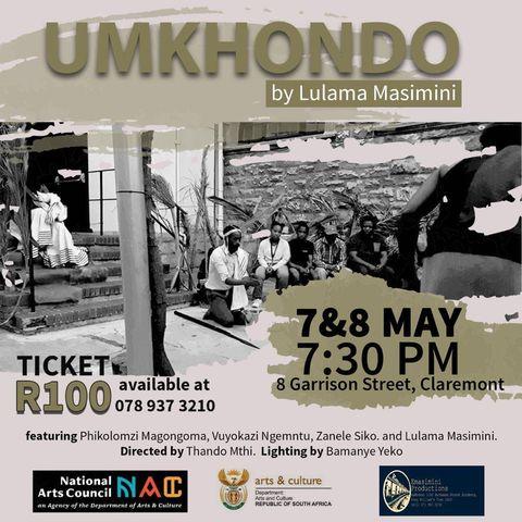 Umkhondo by Lulama Masimini