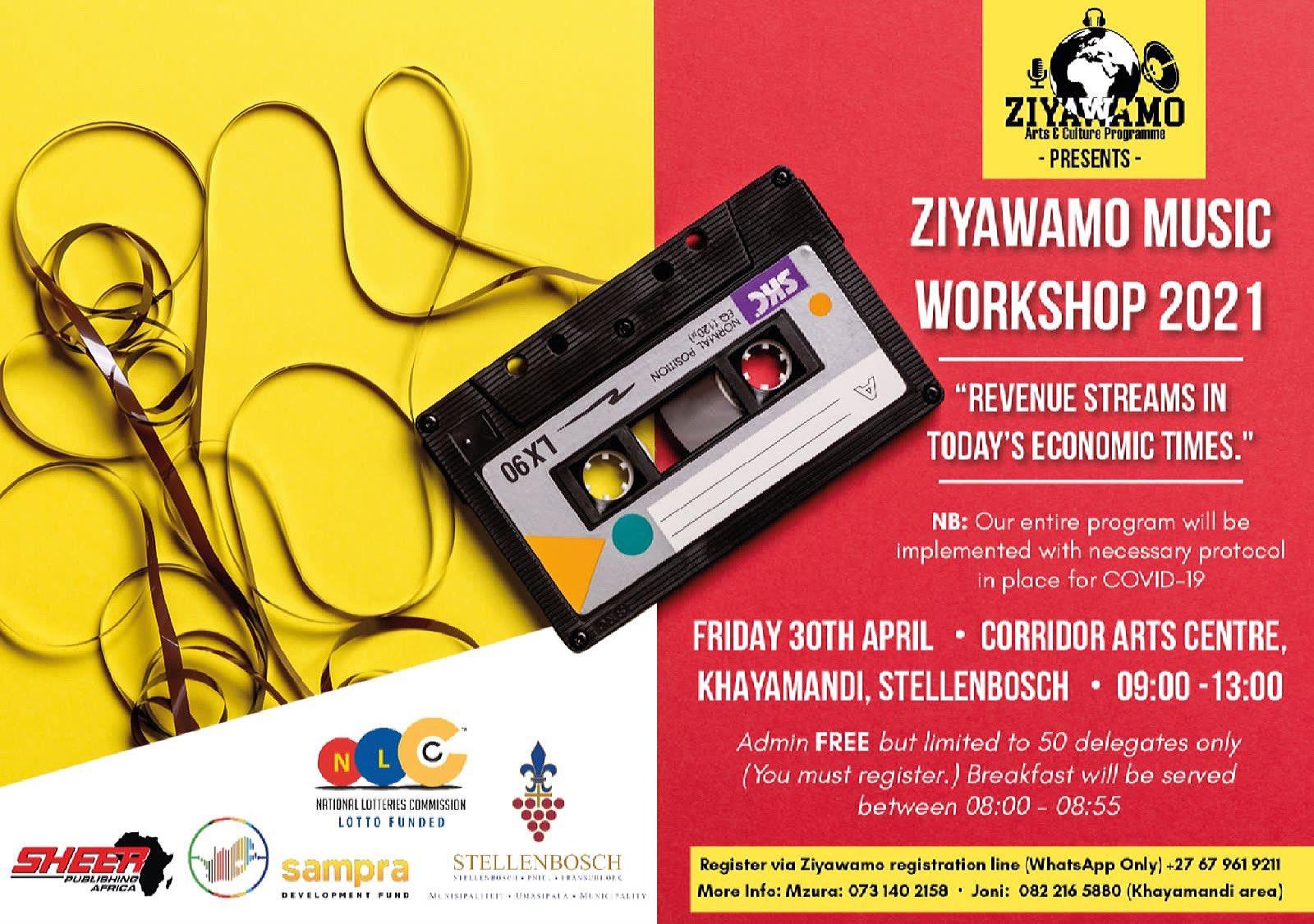 Ziyawamo Museuc Workshop 2021