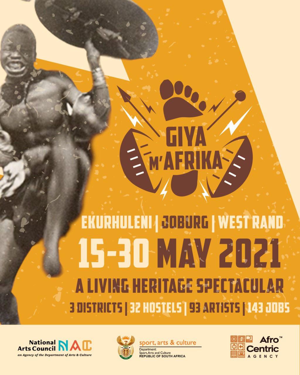 Giya m'Afrika – A living heritage spectacular