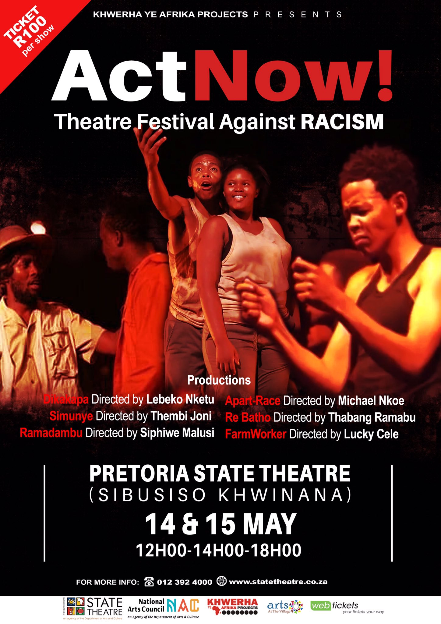 Act Now_Theatre Festival Against Racism