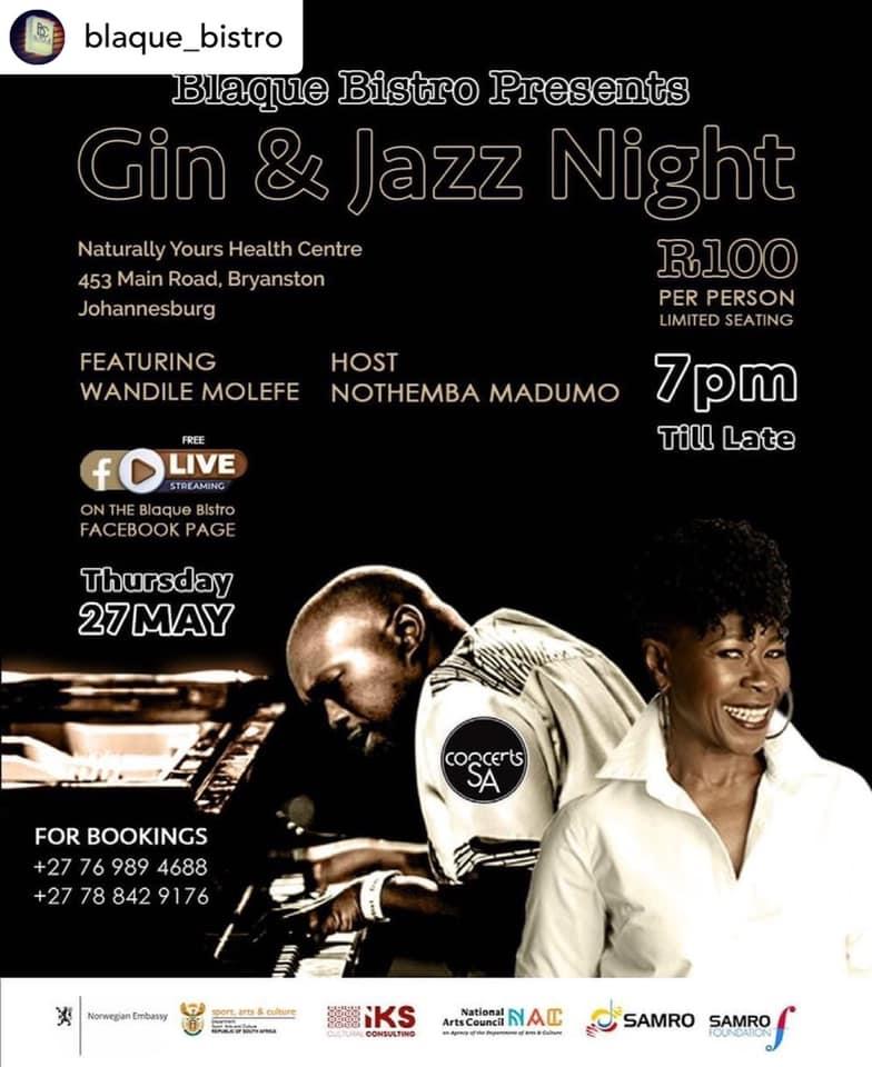 Gin & Jazz Night