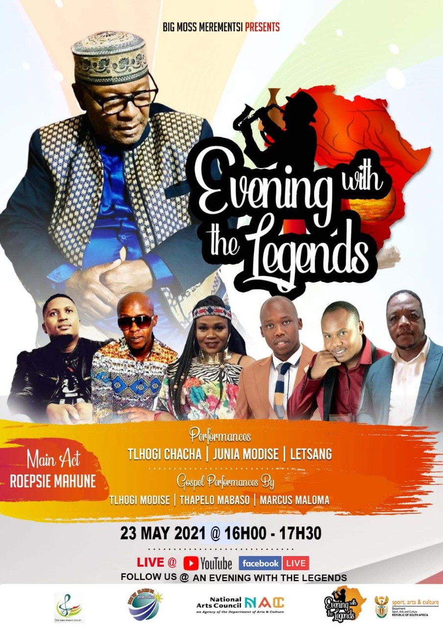 Evening with the legends