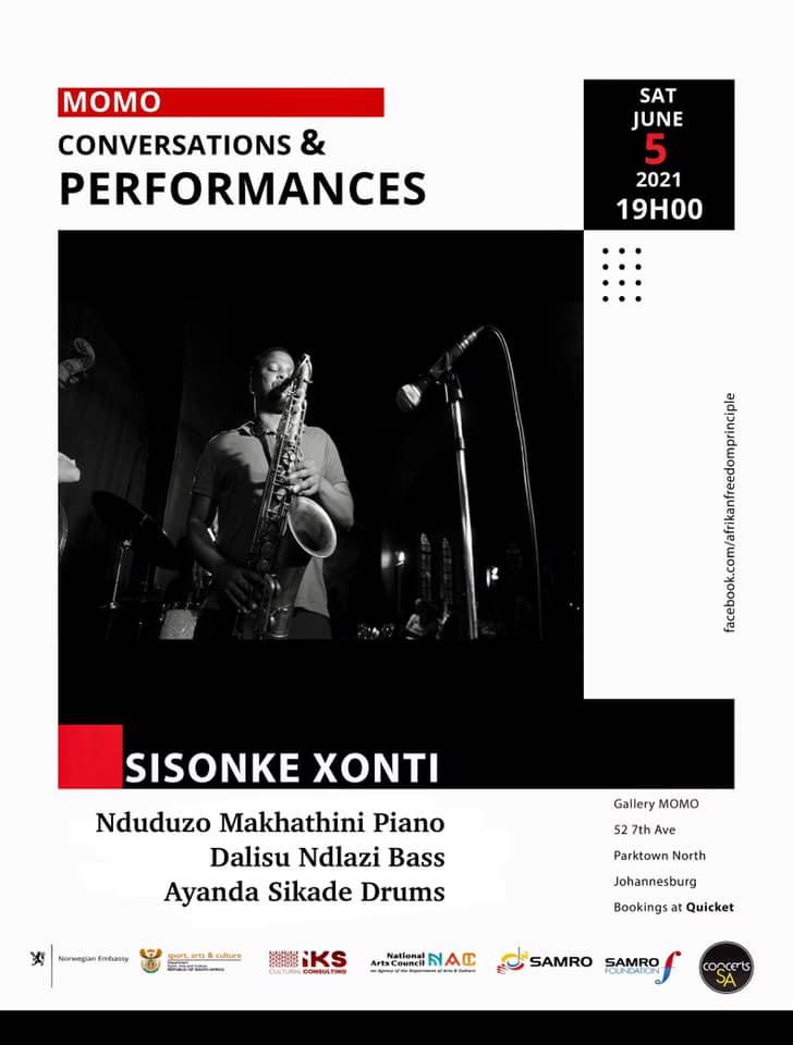 MOMO Conversations & Performances