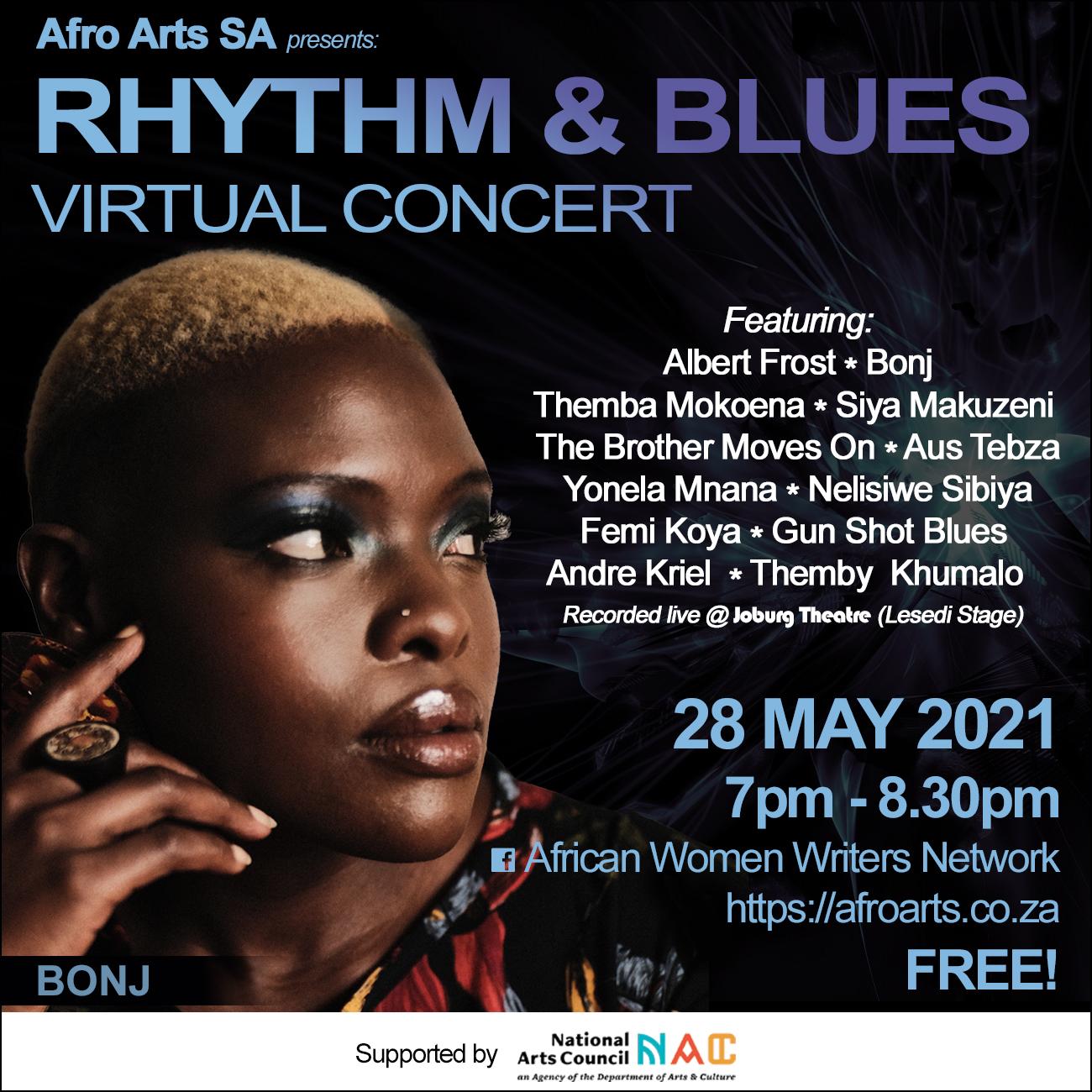 Rhythm & Blues Virtual Concert