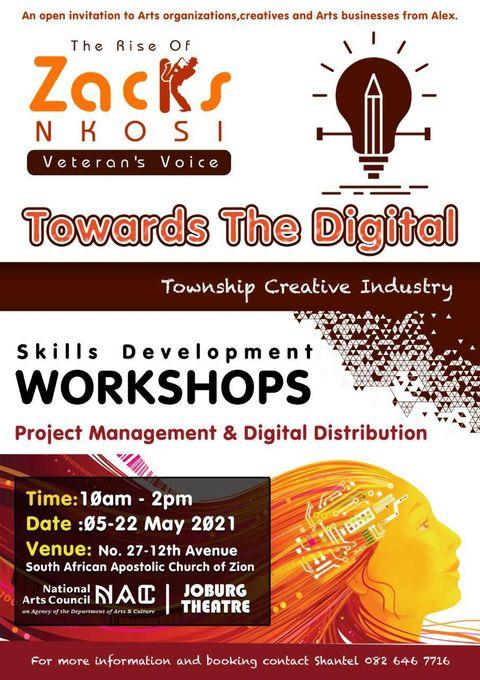 Skills development Workshops_Township Creative Industries