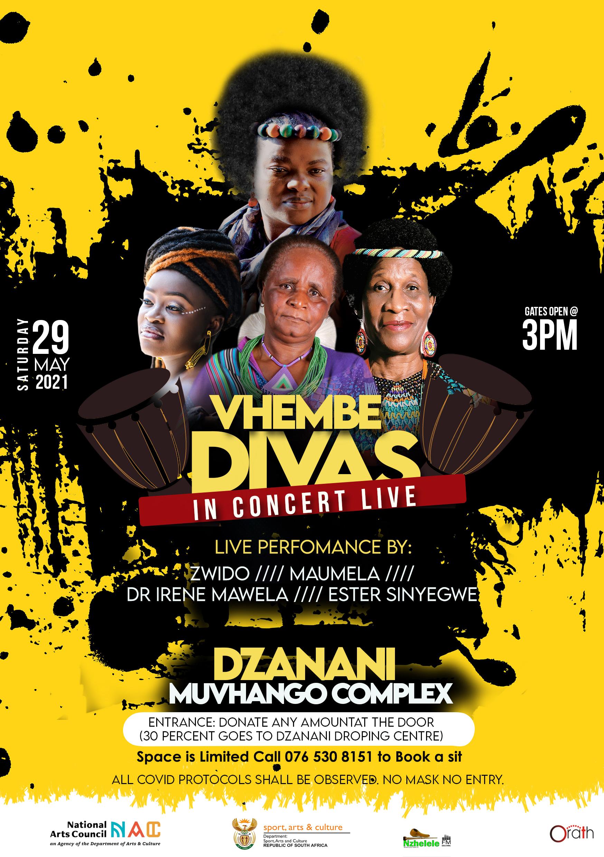 Vhembe Divas – Live in Concert