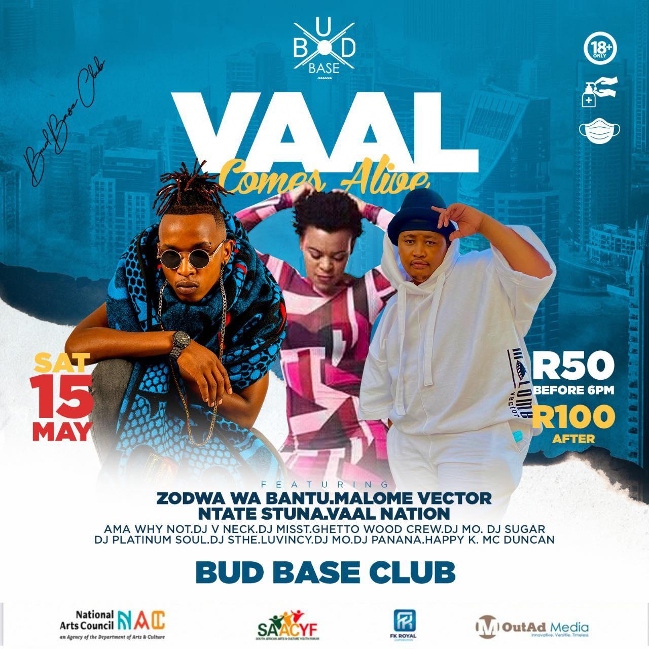 Vaal comes alive2