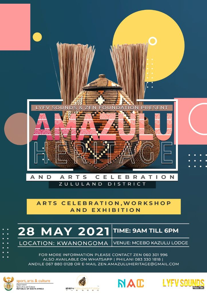AmaZulu Heritage and Arts Celebration, Workshop and Exhibition