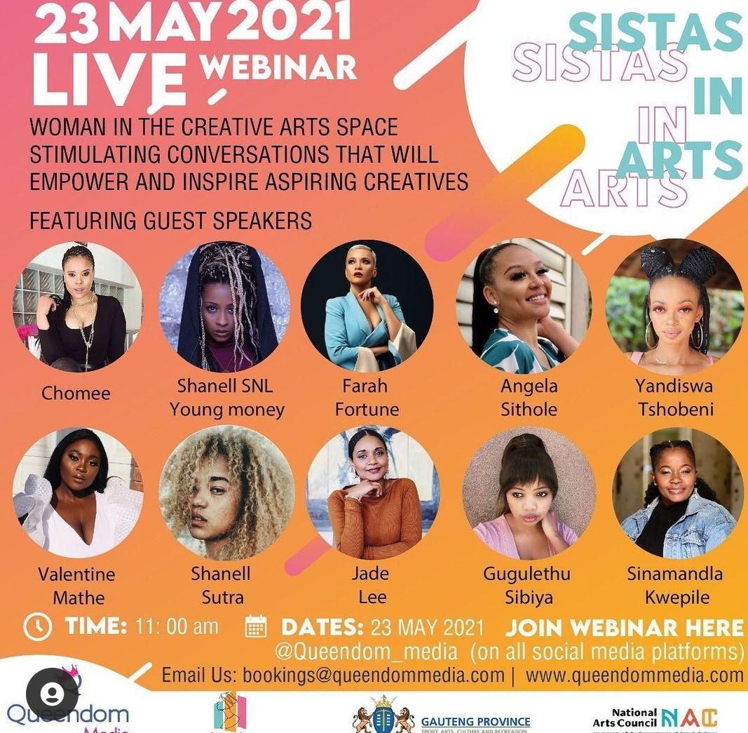 Women in Arts Webinar