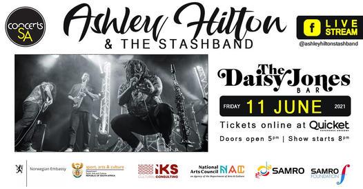 Ashley Hilton & the Stashband