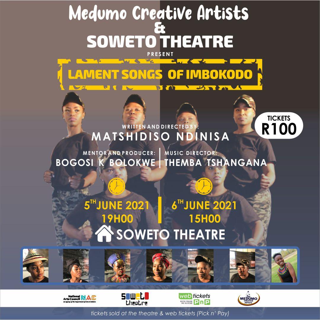 Lament Songs of Imbokodo