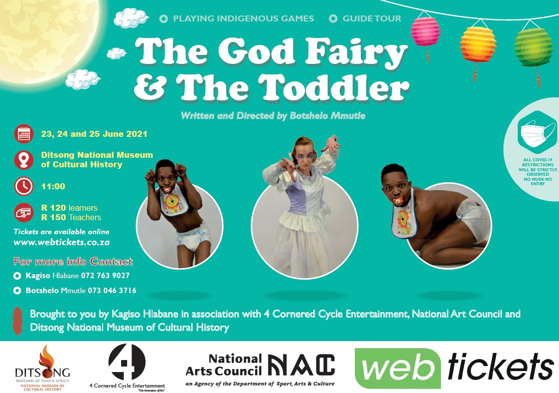 The God Fairy & the Toddler