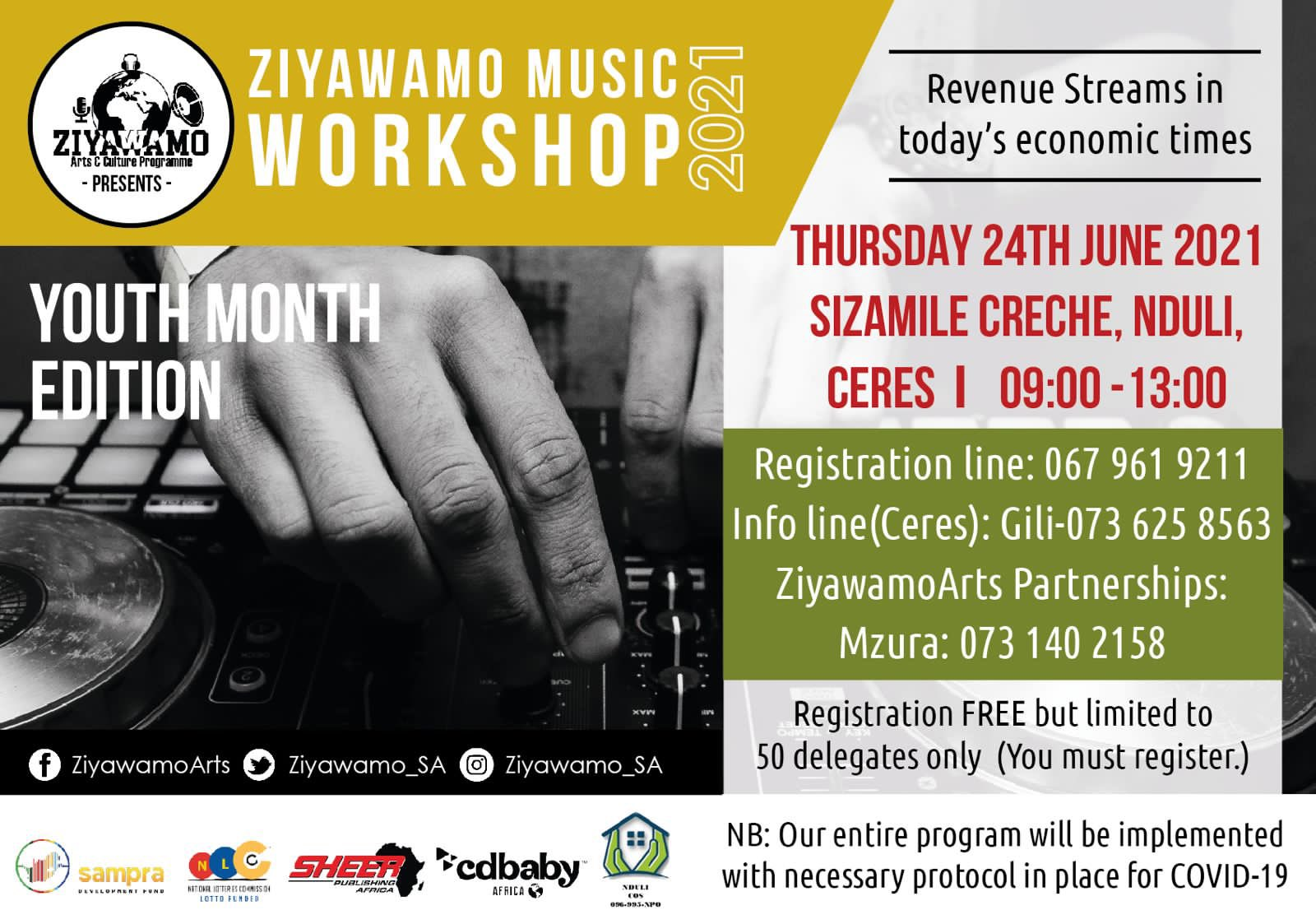 Ziyawamo Music Workshop 2021