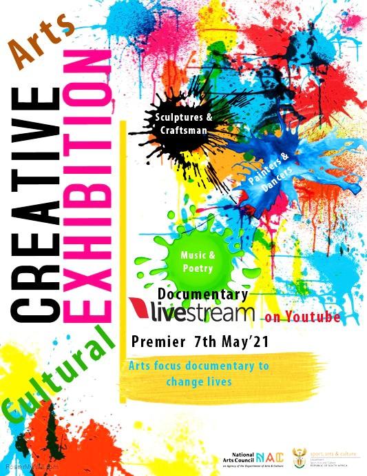 Arts and Cultural creative exhibition